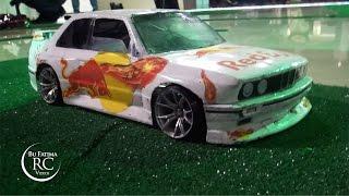 BMW RC Drift Car ● Sharjah Drift Competition ● جمال أديب