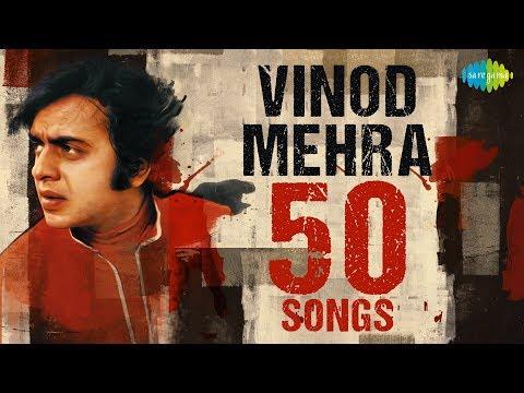 Top 50 Songs of Vinod Mehra | विनोद मेहरा के 50 गाने | HD Songs | One Stop Jukebox