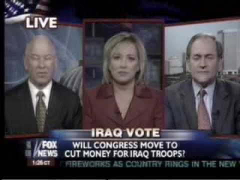 Iraq Resolution Falls Short - PJ Crowley on Fox News