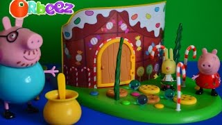 Peppa Pig Episode New Woodland Play Set With Orbeez Balls Daddy Pig
