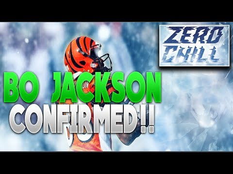 MUT 19 ZERO CHILL BO JACKSON CONFIRMED! WILL HE BE AT EVERY POSITION?! | MADDEN 19 ULTIMATE TEAM