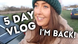 A WEEKLY VLOG | LIKE THE OLD DAYS!