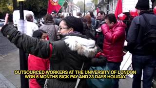 Royal College of Art - pay your workers a living wage!