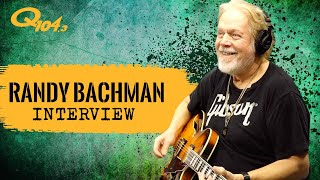 Randy Bachman Talks Beatles,