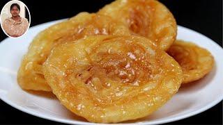 1 கப் மைதாமாவு சர்க்கரை இருந்தா இப்பவே மொறுமொறுனு இந்த ஸ்வீட் செஞ்சி பாருங்க | Sweet Recipes Tamil