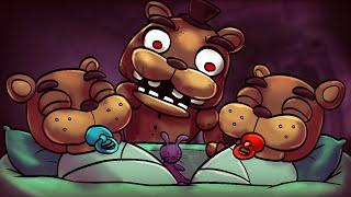 Minecraft | WHO'S YOUR DADDY? Baby + Freddy Fazbear = BABY FREDDY FAZBEAR! (Baby FNAF)