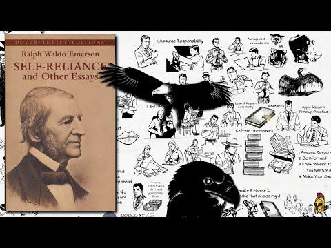 SELF-RELIANCE BY RALPH WALDO EMERSON | ANIMATED BOOK SUMMARY