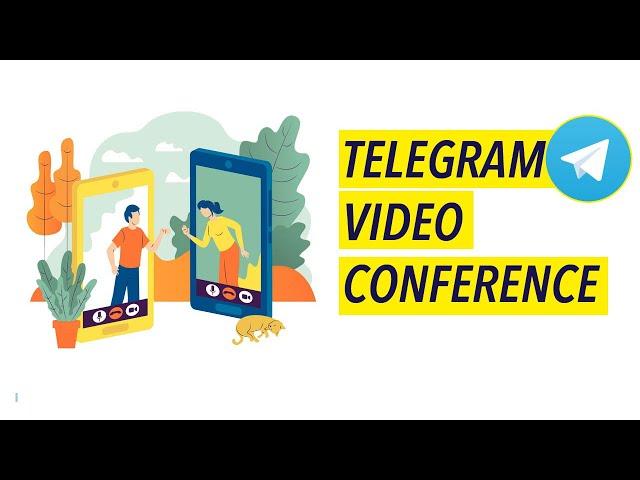Cara Mengaktifkan Video Meeting di Telegram