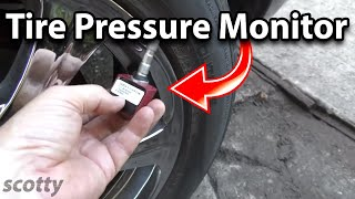 Fix Tire Pressure System Cheaply
