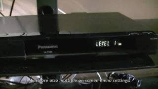 Panasonic SC-PT480PC-K review & setup!