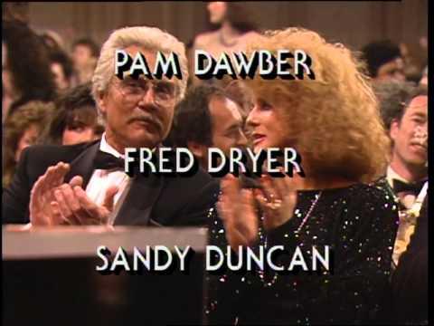 Golden Globes 1988 Opening