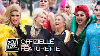 Absolutely Fabulous Der Film Featurette Drag Queens Deutsch HD German Patsy Eddy Saffy