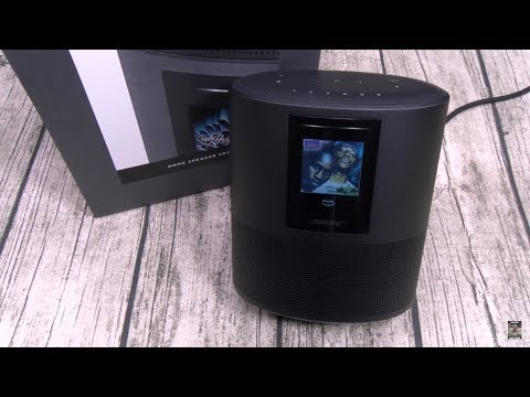 Bose Home Speaker 500 - Alexa Enabled Smart Speaker Mp3