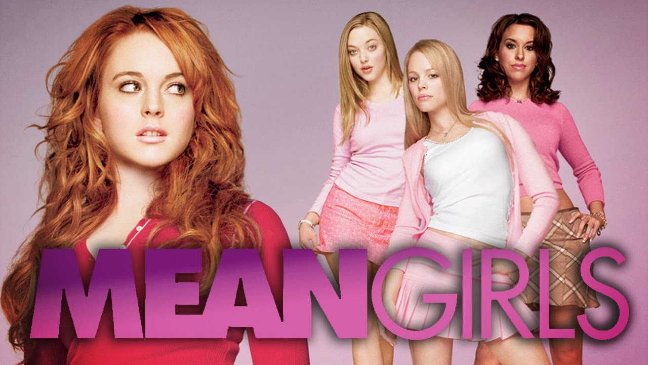 """mean girls Divorced mom of 2 nearly tween girls less a writer, more a """"t."""