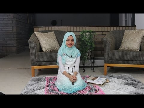 Maryam Is Reciting Surah At Tariq