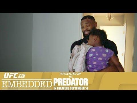 UFC 228 Embedded: Vlog Series  Episodio 1