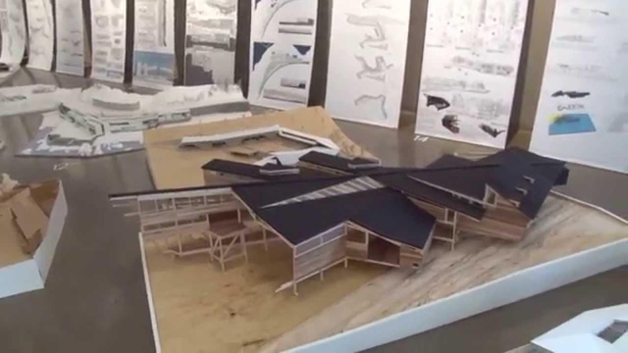 16 proyectos de t tulo de arquitectura se exhiben en pcdv