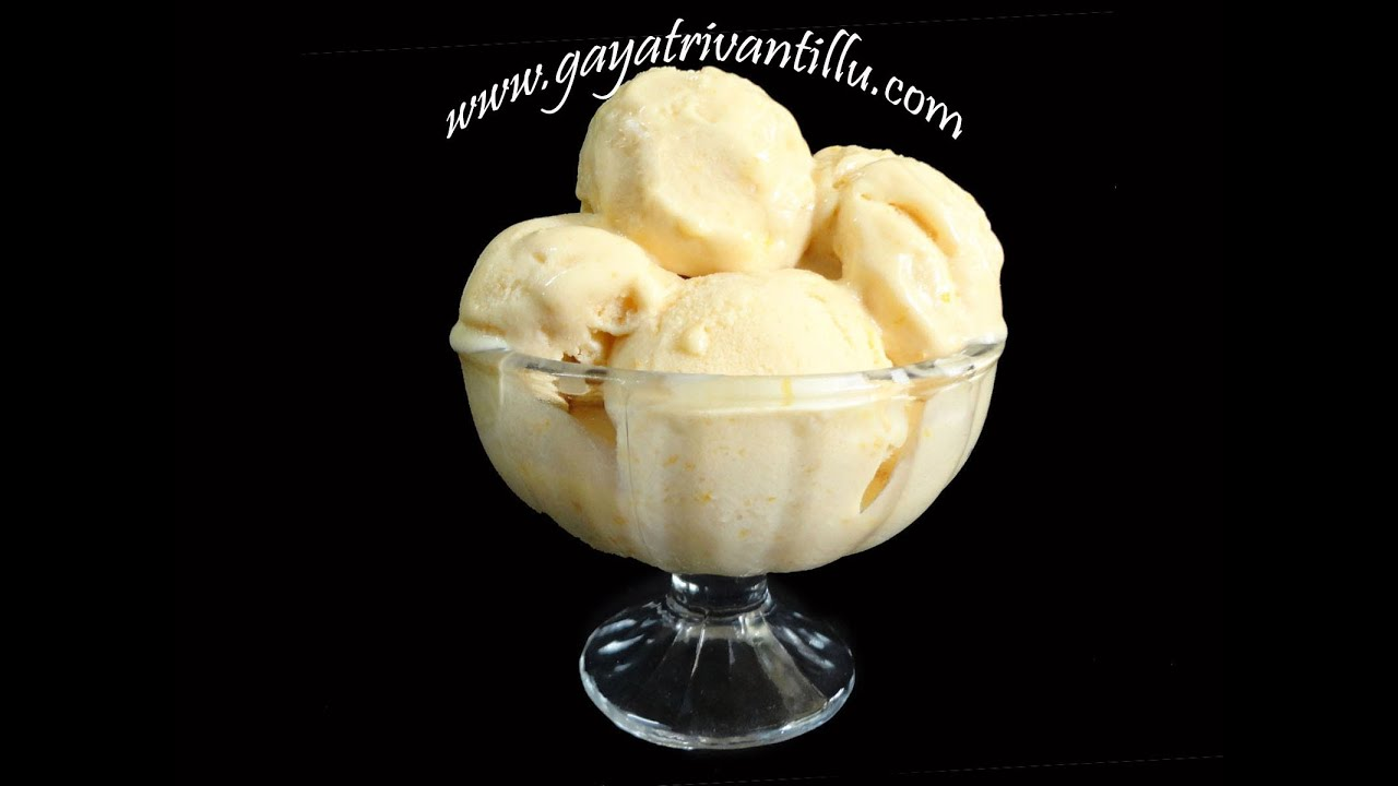 Orange ice cream natural fruit eggless gelato indian recipes orange ice cream natural fruit eggless gelato indian recipes andhra telugu vegetarian food youtube ccuart Gallery