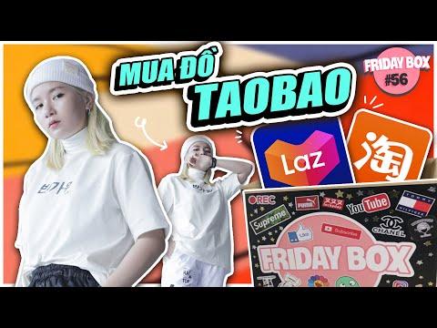 Mua Đồ Như Taobao Trên Lazada? FRIDAYBOX - Mel Tv
