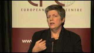 DHS Secretary Napolitano: protecting the global supply chain