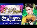 8 Petals Slot - First Attempt, Live Play, Free Spins Bonus and Mystery Prize