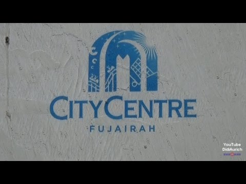 VAE UAE Fujairah City Center Fujairah Mall century Mall Fuja