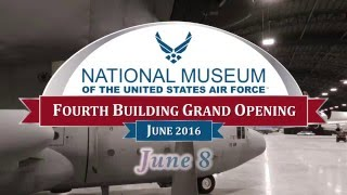 Video Fourth Building Grand Opening at the National Museum of the U.S. Air Force download MP3, 3GP, MP4, WEBM, AVI, FLV Juni 2018
