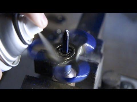How Do You Spray Paint A Fidget Spinner