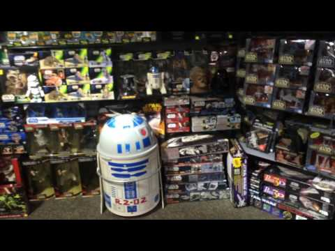 Touring Bobakhan Toys And Collectibles In Everett, WA