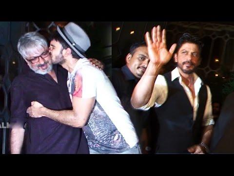 Sanjay Leela Bhansali's ROCKING Party -...