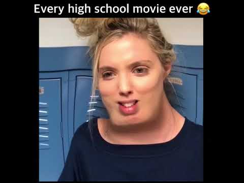 Helen in High-school