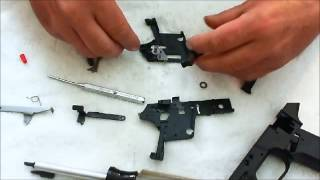 """Sig Sauer MOS22 """"Mosquito"""" Disassembly and Reassembly"""