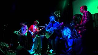 The Pictish Trail - Words Fail Me Now (live at Krankenhaus 5, Brighton, 4th May 2012)
