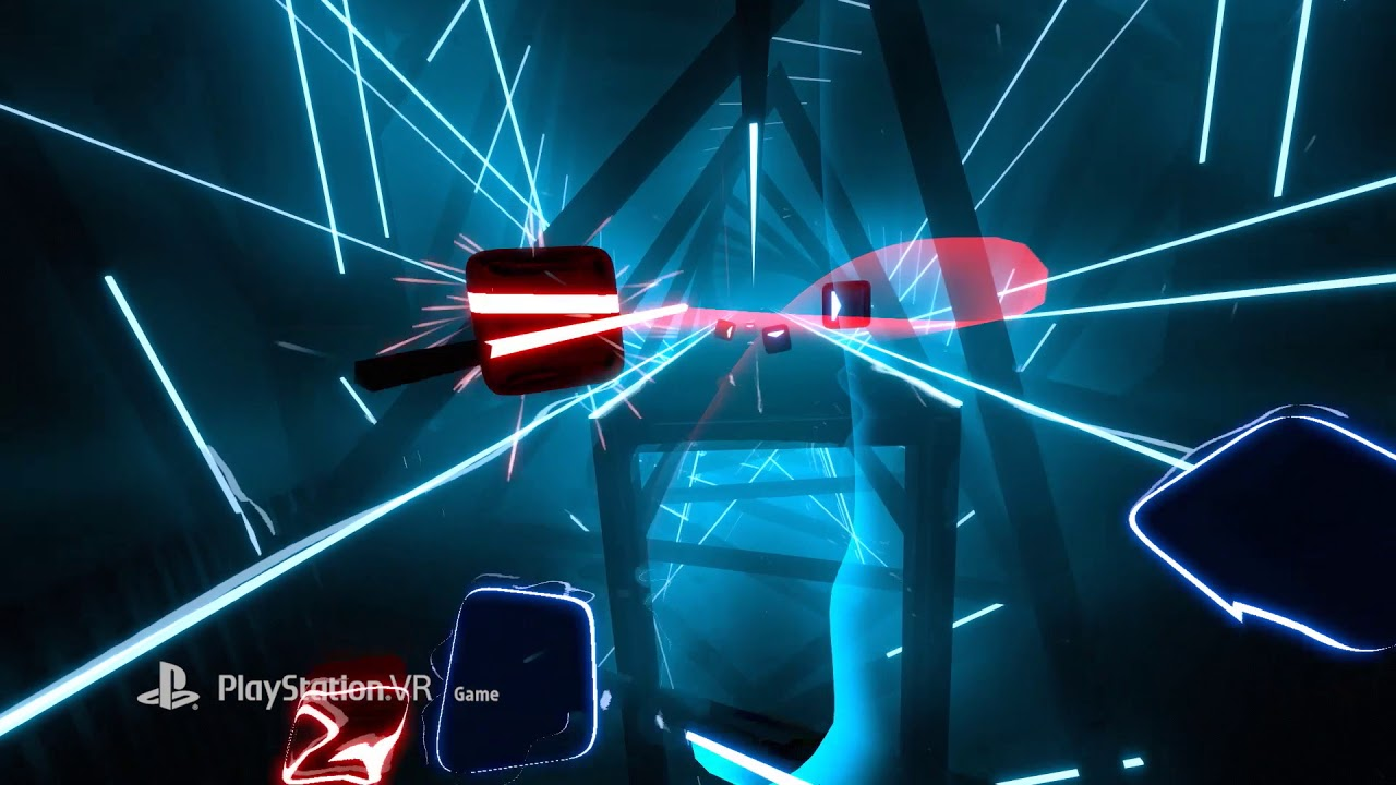 PS VR『Beat Saber』E3預告片