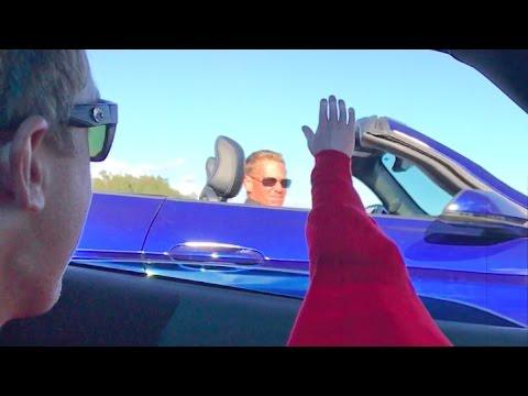 Trolling People In My Corvette - Mini-Hands FTW!