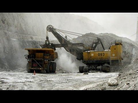 360 Geo Reportage - Chile - Segen und Fluch einer Kupfermine Doku HD