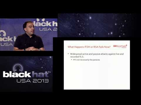 Black Hat USA 2013 - The Factoring Dead: Preparing for the Cryptopocalypse