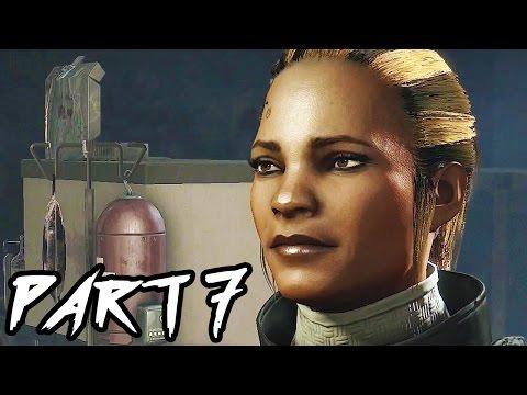 Deus Ex Mankind Divided Gameplay Walkthrough Part 7 - ALEX VEGA!! - FULL GAME (PS4 1080p)