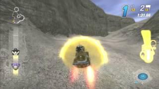Modnation Racers - Custom Track - Savage Moon