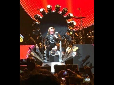 Guns N Roses In Vegas