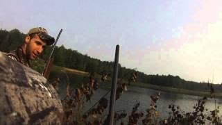 early season goose hunting michigan 2015