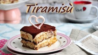 In this video, i'll show you how to make the classic tiramisù. it's a popular italian dessert that's perfect for valentine's day! packed with wonderfu...