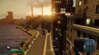 The Amazing Spider-Man 2 Video Game - Scarlet Spider suit free roam
