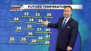 Meteorologist Lance Hill's Sunday Forecast