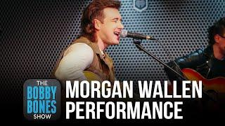 Morgan Wallen Performs