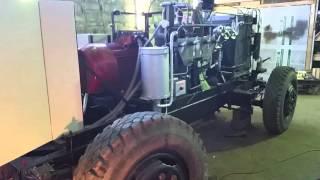 Kompressor e Kompressor o'simlik Welcomehere Dan UKS-400