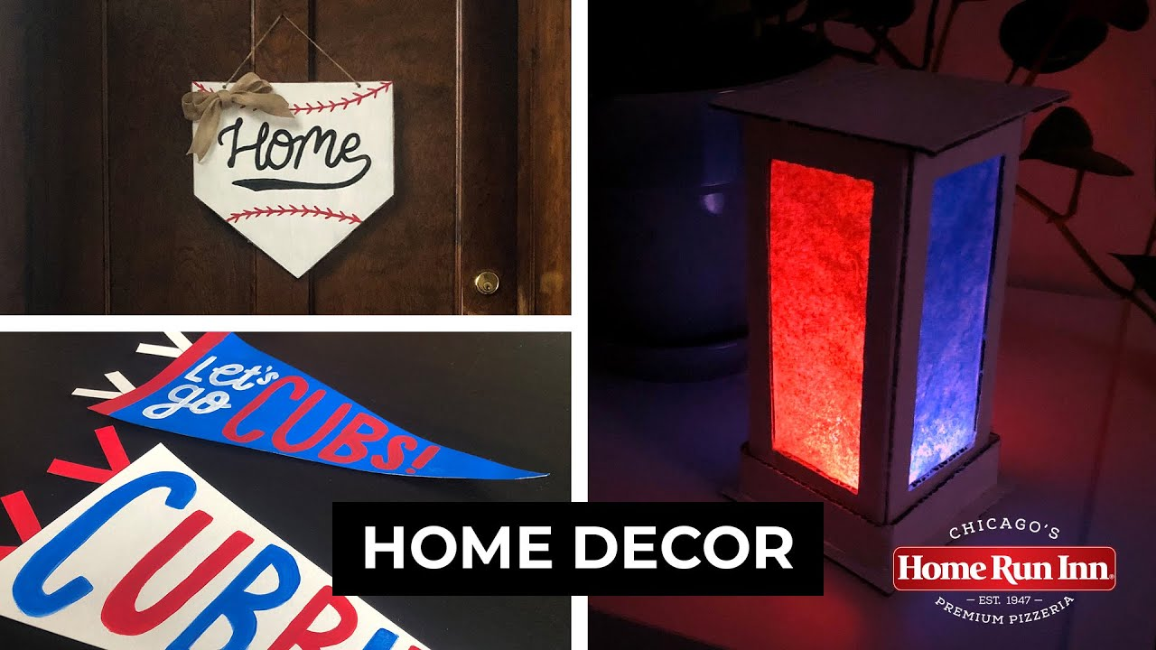 DIY Cubs Home Decor | Make it Cubs