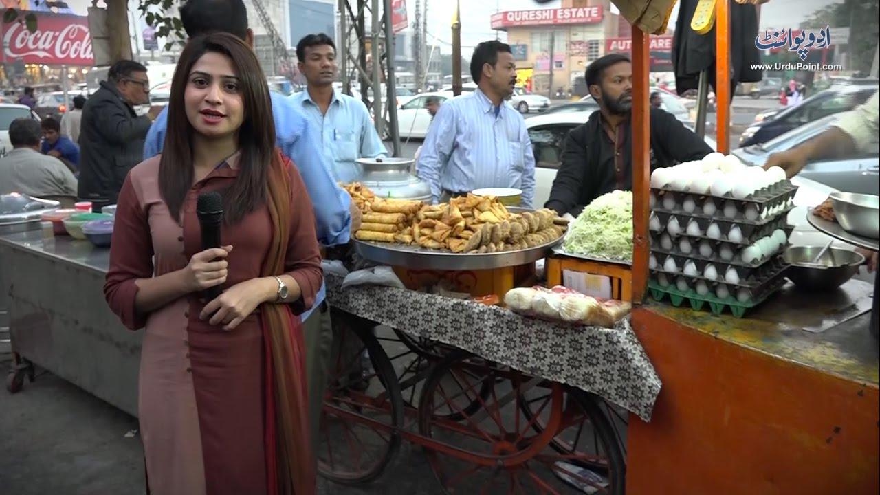 Famous lahore samosa shop youtube for Bano bazar anarkali lahore