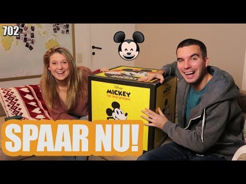 MICKEY MOUSE ITEMS BIJ CARREFOUR - VLOG 702