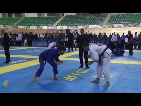 Magno Mota vs Hiago Gama / Rio Open 2018